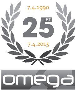 Omega 25 let