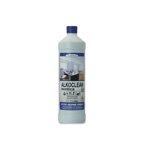 Čistilo Alkoclean Exotica 1 L