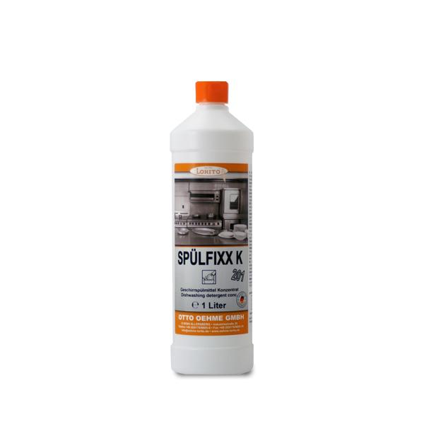 Spulfix K koncentrat za razmaščevanje posode in površin