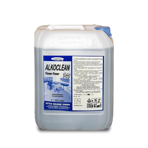 Čistilo za dnevno čiščenje Alkoclean Flower Power