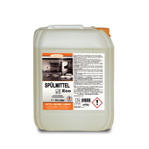 Čistilo za pomivanje posode Spulmittel Ecoline 10 l