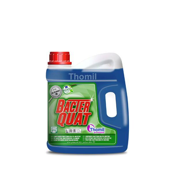 Bacter Quat dezinfekcijsko čistilo 4 l