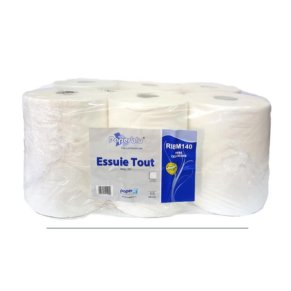 Brisače Enmotion čista celuloza dvoslojne Paperdi RI8M140