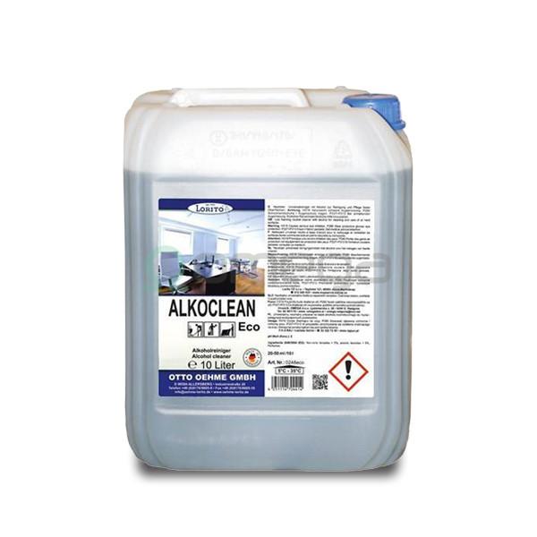 Čistilo za dnevno čiščenje Alkoclean Ecoline 10l