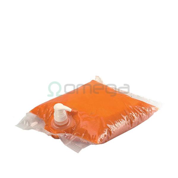 Industrijsko milo za zelo umazane roke v delavnicah in proizvodnja Kroll Emulgel Orange