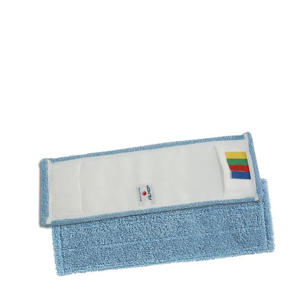 Mop FILMOP dezinfekcijski Microactiva z žepi 40 in 50 cm moder