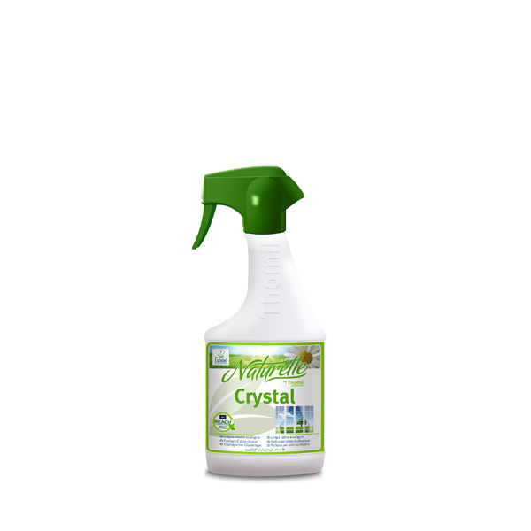 Naturelle Cristal biološko čistilo za steklo 750 ml