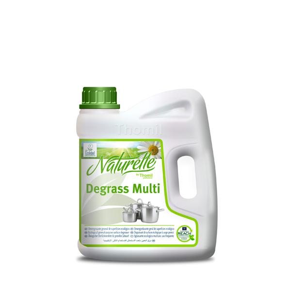 Naturelle Degrass Multi biološko razmaščevalno čistilo 4 l
