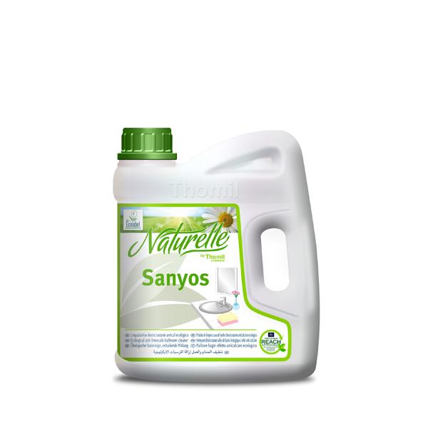 Naturelle Sanyos biološko čistilo za sanitarije 4l