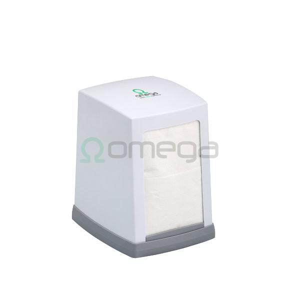Podajalnik papirnatih serviet namizni OMEGA