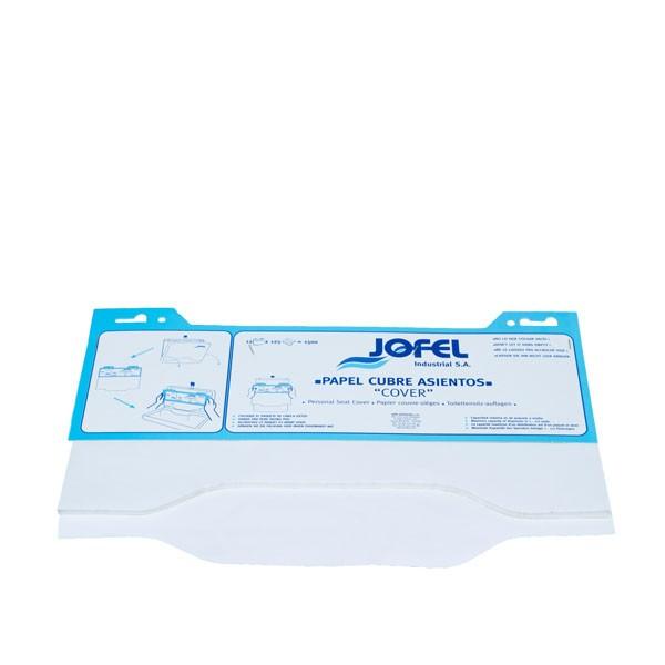 Podloge za WC desko JOFEL 125 kosov