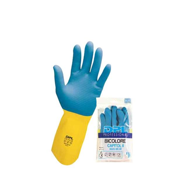 Rokavice DPL bipolore za večkratno uporabo - za čiščenje