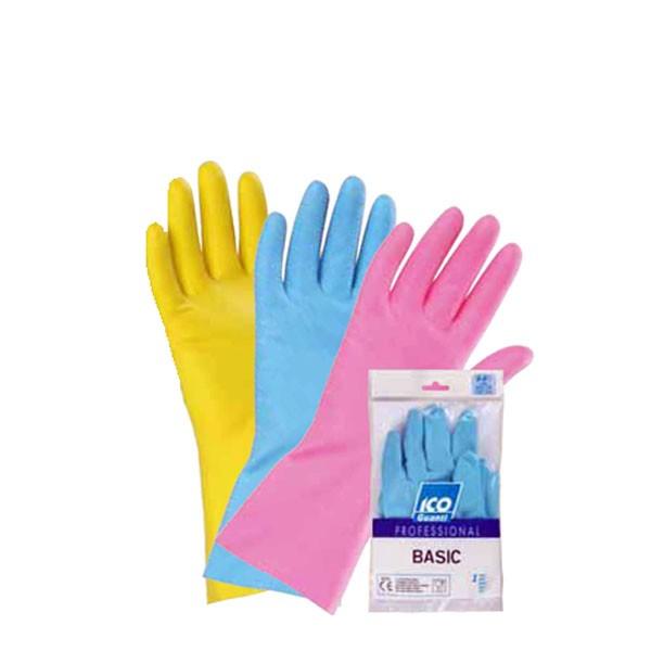 Rokavice za večkratno uporabo BASIC za čiščenje