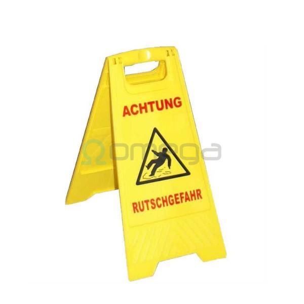 Stojalo opozorilno tabla spolzka tla