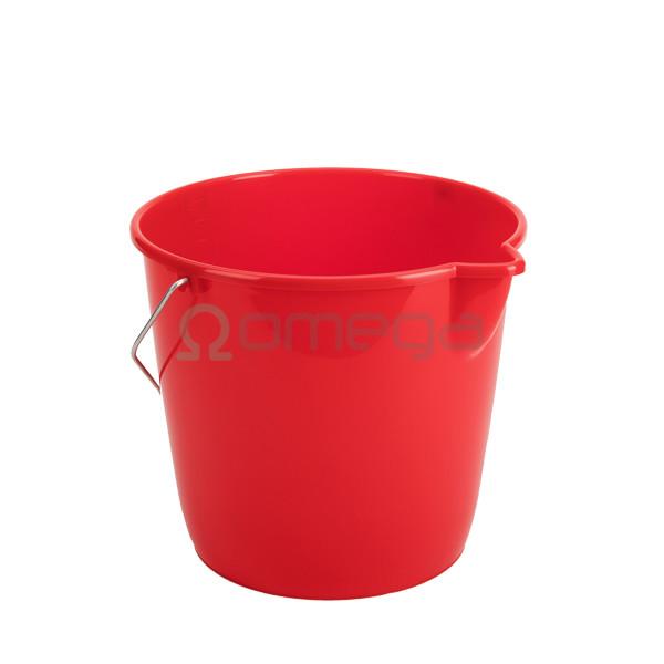 Vedro okroglo 12 litrov za čiščenje