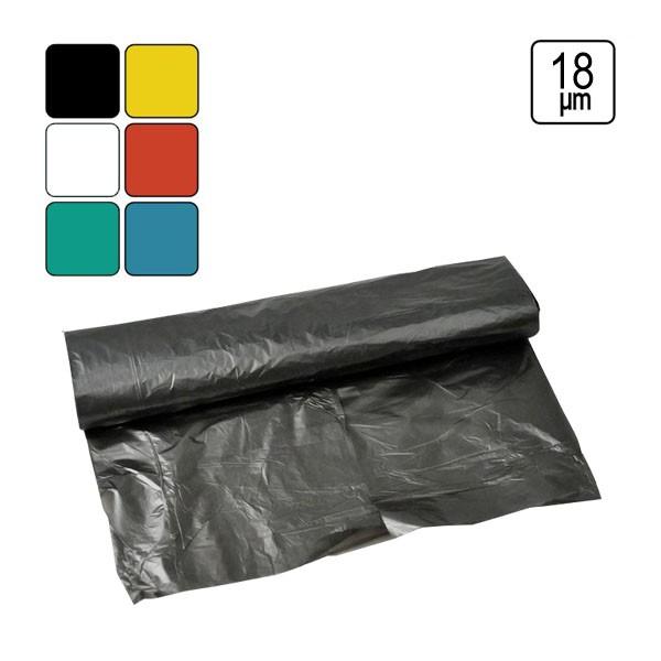 Vrečke za smeti PEHD različne barve