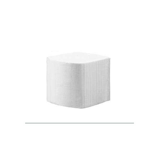 Zložen toaletni papir Paloma 2-slojni