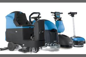 Čistilni stroji in oprema