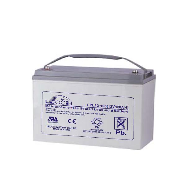 AGM baterija za pometalne in čistilne stroje 12 V