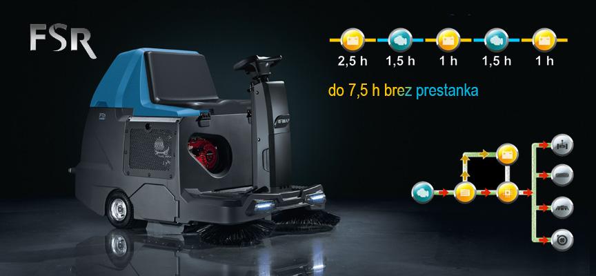 Slider FIMAP FSR Hybrid