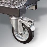 Industrijski sesalnik Planet kvalitetna kolesa