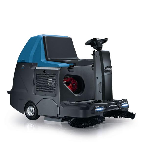 Pometalni stroj FIMAP FSR Hybrid