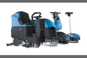 Čistilni stroji - avtomati in oprema