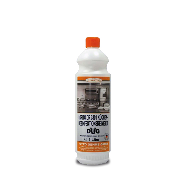 Dezinfekcijsko čistilo za kuhinje DR 3301