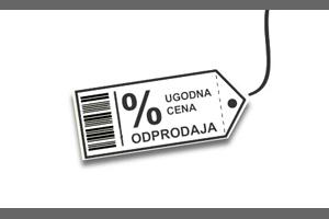 -Odprodaja izdelkov-