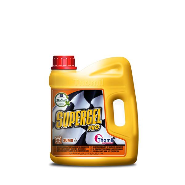 Sumo Supergel PRO za umivanje rok