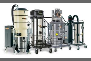 Industrijski sesalniki in oprema