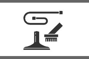 Pribor in dodatki - mokro in suho