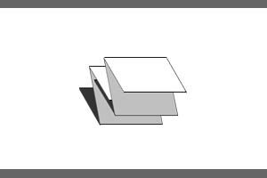 Lističi - zložen za podajalnike