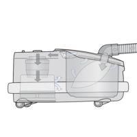 SEBO Airbelt D_S-class filtracija
