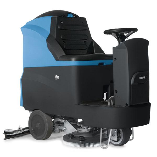 Čistilni stroj FIMAP Mr volanski 1