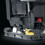 Čistilni stroj FIMAP iMx - sesalna šoba