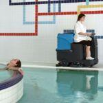 Banner FIMAP Mxr volanski za bazene z ECo funkcijo