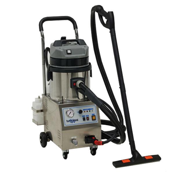 Parni čistilec s sesalnikom Turbolava vapornet 3000 - 4000 - 6000