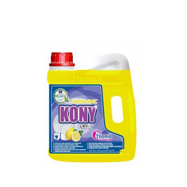 KONY Ultra bac Lemon proti salmoneli 4 l