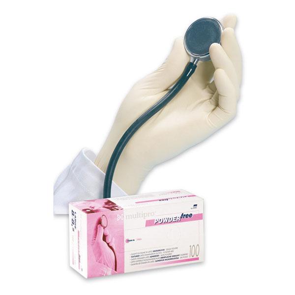 Rokavice za enkratno uporabo latex medic