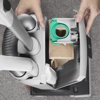 SEBO Automatic XP-novi modeli lastnosti-filtracija