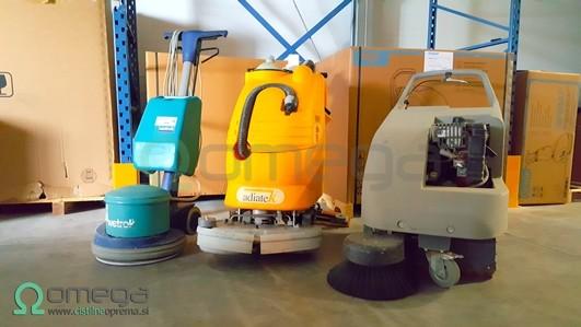 Servis OMEGA - servis opreme za čiščenje