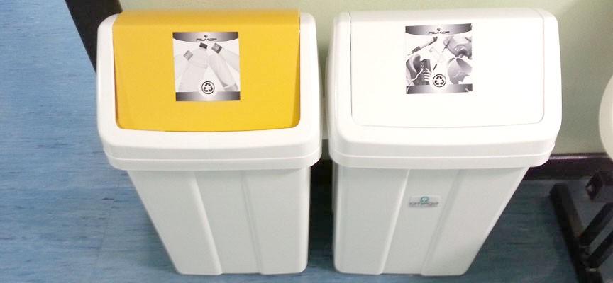 Speti koši za smeti Patty za recikliranje