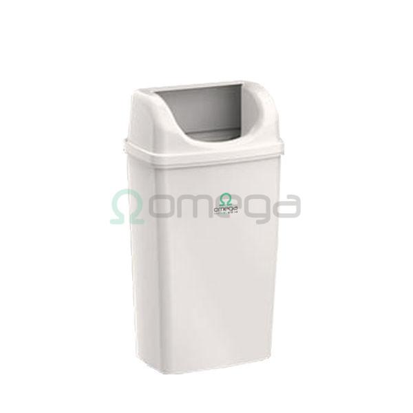 Koš za smeti PRESTIGE stenski 50 l
