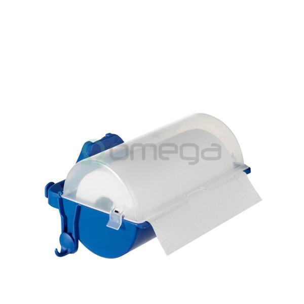 Nosilec za role brisač 60 m in antistaticne krpice maslenke v roli