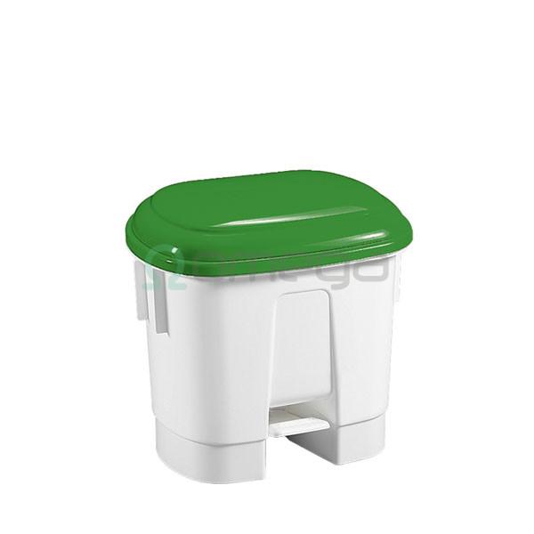 Koš za smeti FILMOP SIRIUS zelen pokrov 30 l