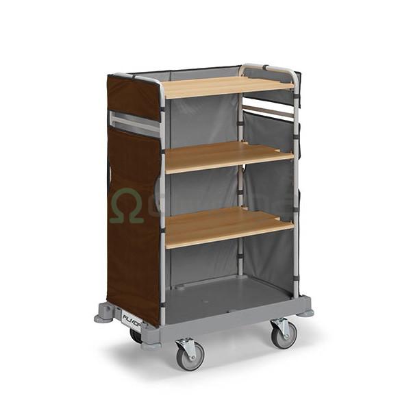 Hotelski voziček za sobarice Morgan Elegance 611