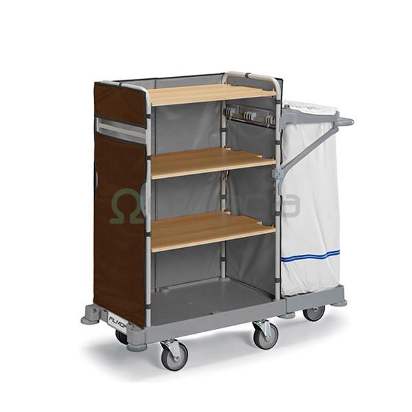 Hotelski voziček za sobarice Morgan Elegance 612