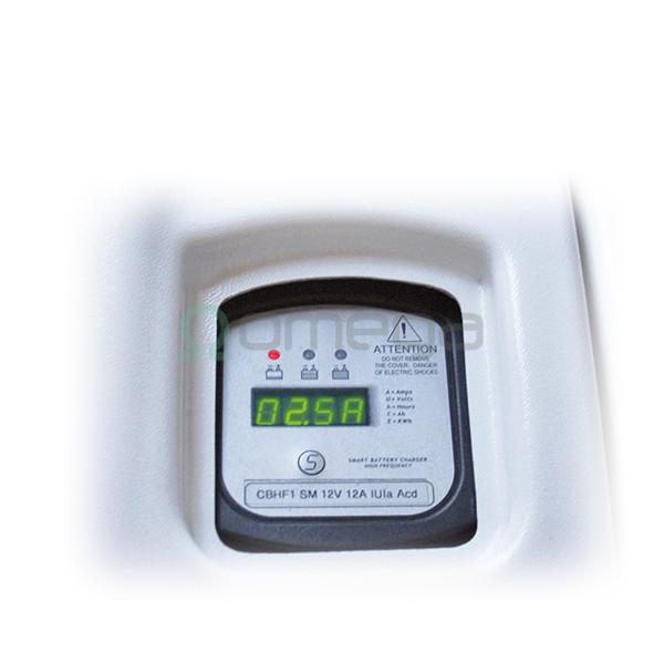 Električni stresalnik filtra