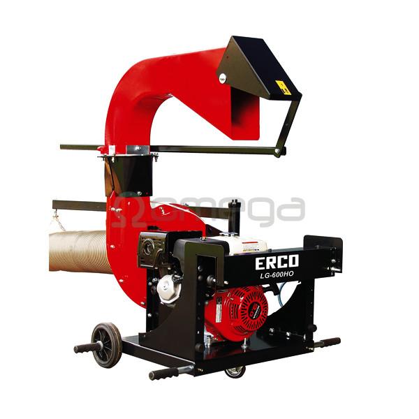 Sesalnik listja za prikolico ERCO LG-600HO